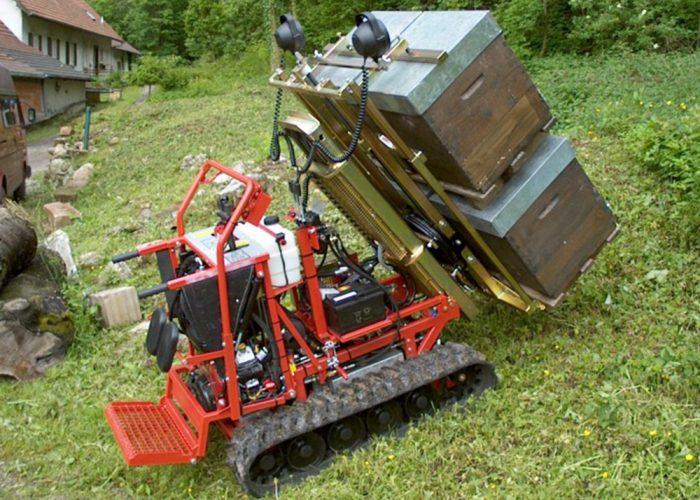 Easy Bee - Raupenfahrzeug zum Bienentransport - Niko Maschinenbau