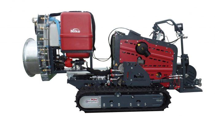 TS11_HYDRO50_Schieberahmen ausgefahren_Niko GmbH